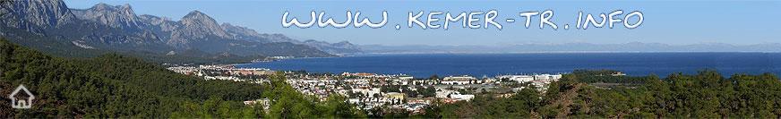 Gästebuch Banner - verlinkt mit http://kemer-tr.info/index.htm